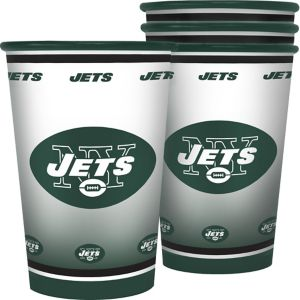 New York Jets Tumblers 4ct