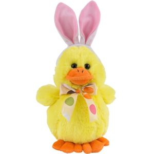 Bunny Ears Easter Chick Plush