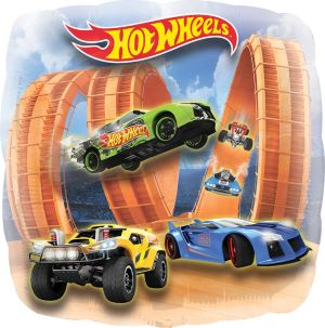 Hot Wheels Balloon - Giant