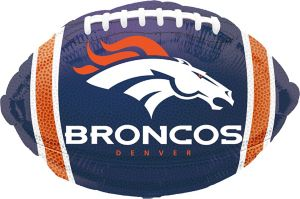 Denver Broncos Balloon - Football
