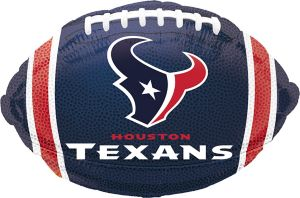 Houston Texans Balloon - Football