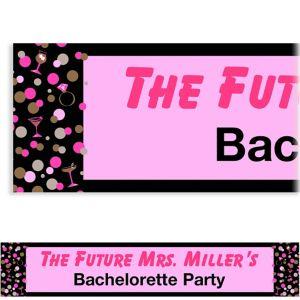 Custom Bachelorette Night Banner
