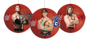 WWE Honeycomb Balls 3ct