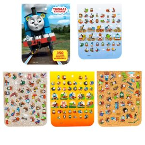 Jumbo Thomas the Tank Engine Sticker Book 8 Sheets