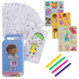 Doc McStuffins Sticker Activity Box