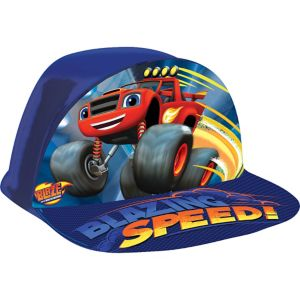 Blaze and the Monster Machines Plastic Hat