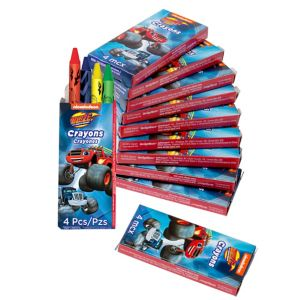 Blaze and the Monster Machines Crayon Boxes 12ct