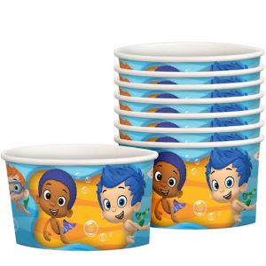 Bubble Guppies Treat Cups 8ct