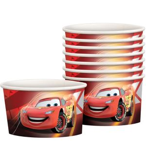 Cars Treat Cups 8ct