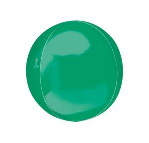 Festive Green Orbz Balloon