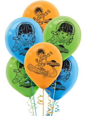 Miles from Tomorrowland Balloons 6ct