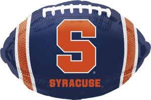 Syracuse Orange Balloon - Football