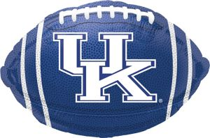 Kentucky Wildcats Balloon - Football