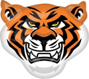 Tiger Mascot Balloon