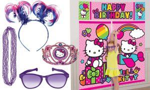 Hello Kitty Photo Booth Kit