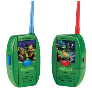 Teenage Mutant Ninja Turtles Walkie Talkies 2ct