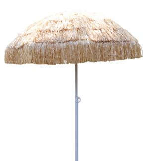 Large Thatch Palapa Umbrella