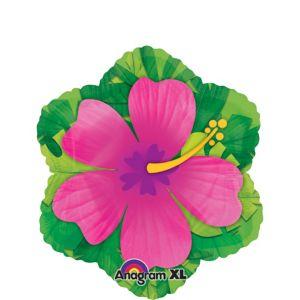 Pink Hibiscus Balloon