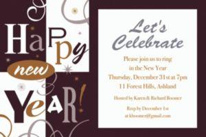 Custom Block Party Invitation