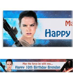 Custom Star Wars: The Force Awakens Banner
