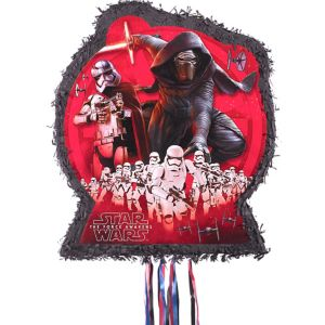 Pull String Star Wars 7 The Force Awakens Pinata