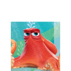 Finding Dory Beverage Napkins 16ct