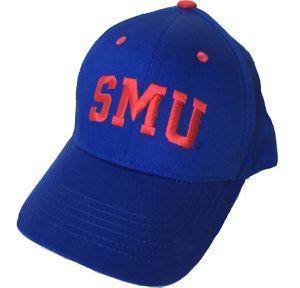 SMU Mustangs Baseball Hat