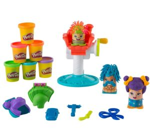 Play-Doh Crazy Cuts Playset 17pc