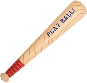 Inflatable MLB Baseball Bat