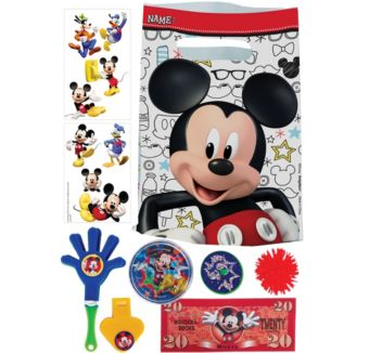 Mickey Mouse Basic Favor Kit for 8 Guests
