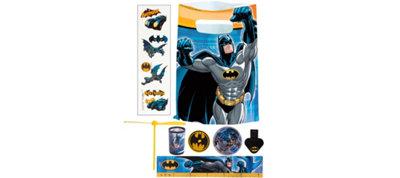 Batman Basic Favor Kit