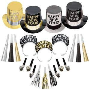 Kit For 200 - Opulent Affair New Year's Party Kit