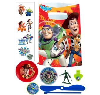 Toy Story Basic Favor Kit for 8 Guests
