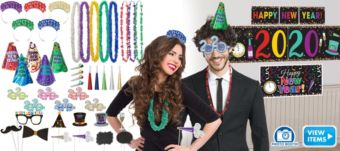 Let's Party Photo Booth Kit