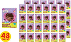 Doc McStuffins Coloring Books 48ct