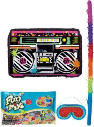 Boom Box Pinata Kit