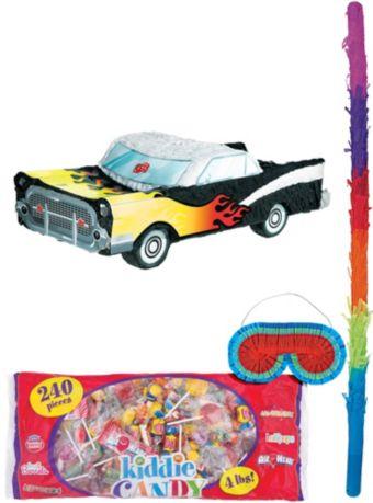 Classic Car Pinata Kit - Classic 50s