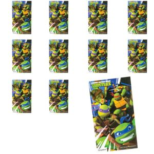 Jumbo Teenage Mutant Ninja Turtles Stickers 24ct