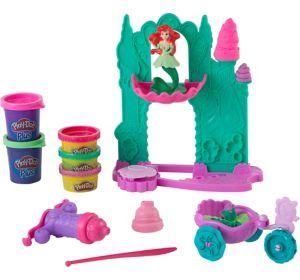 Play-Doh Little Mermaid Undersea Castle Playset 18pc