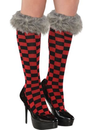 Little Red Riding Hood Knee Socks