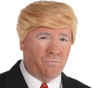 Combover Presidential Candidate Wig