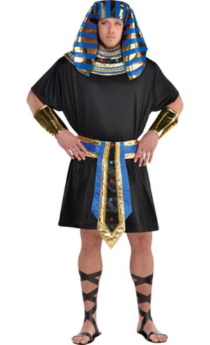 Egyptian Pharaoh Costume Plus Size