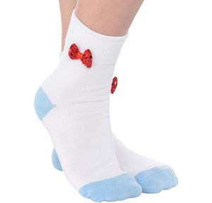 Child Dorothy Socks - Wizard of Oz