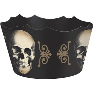 Boneyard Skull Serving Bowl