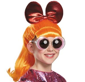 Child Blossom Wig - Powerpuff Girls