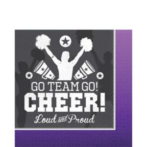 Cheer Lunch Napkins 16ct