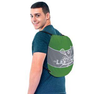 Lacrosse Drawstring Backpack
