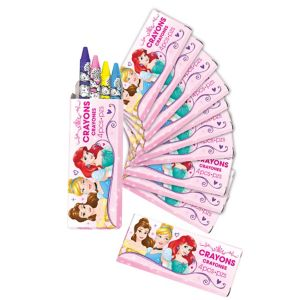 Disney Princess Crayon Boxes 12ct