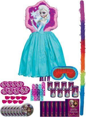 Elsa Pinata Kit with Favors Deluxe - Frozen