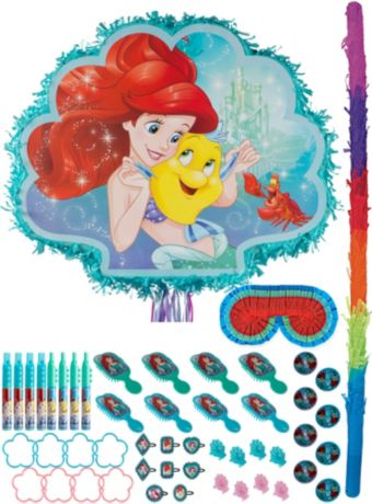 Little Mermaid Pinata Kit with Favors